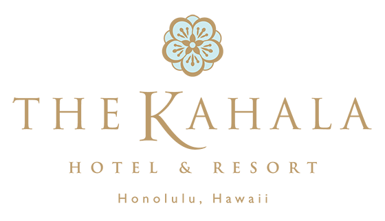 The Kahala Hotel and Resort Sponsor Logo for the Hawaii Tennis Open 2018